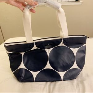 Kate Spade Small Coal Tote | Dot | New